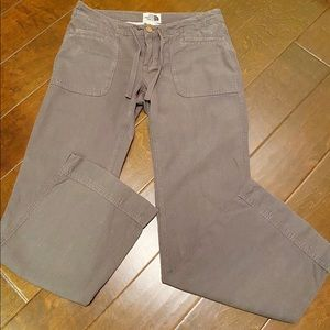 The North Face utility flare pants